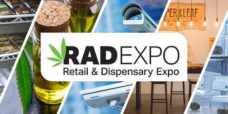 RAD Expo 2019 tickets