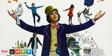 Eat|See|Hear Outdoor Movie: Willy Wonka and The Chocolate Factory tickets