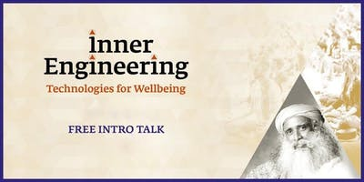 Inner Engineering Intro Talk and Meditation - Free session in Swindon