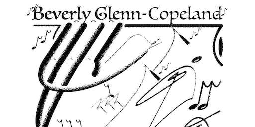 Beverly Glenn-Copeland, Elan Noon at Upstairs Cabaret