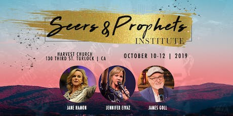 Seers & Prophets Institute 2019 tickets