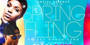 Everyone Free Spring Fling At Le Reve W/ Olivia Dope...