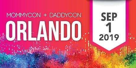 MommyCon & DaddyCon Orlando, presented by Florida Prepaid College Savings Plans tickets
