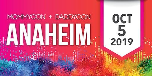 MommyCon & DaddyCon Anaheim