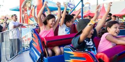 Upland Lemon Festival Carnival Ride Package