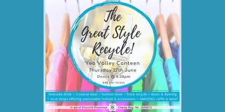 The Great Style Recycle! tickets
