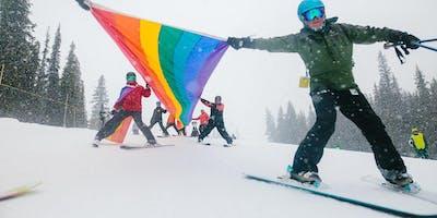 Pride on the Hill - Ski Party & Fun Run!