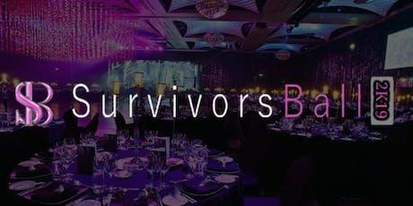 Survivors Ball 2019 tickets