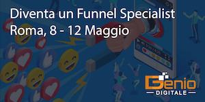 Genio Digitale - Diventa un Junior Funnel Specialist
