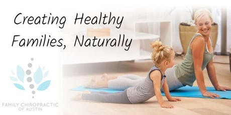 Creating Healthy Families Naturally tickets