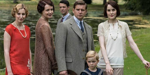 Downton Abbey Movie Release Tea, Columbus