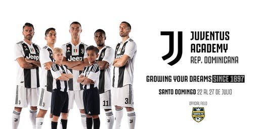 Juventus Training Camp Santo Domingo