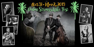 2019 Palm Strings Ukulele Festival