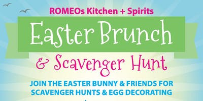 Easter Brunch @ The Coast Hotel and Conference Centre