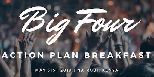 Big 4 Action Plan Breakfast