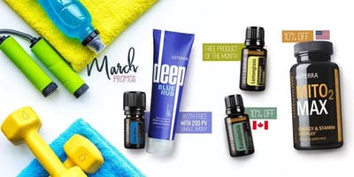 Essential Oils for Athletes & Exercise