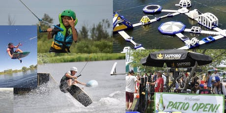 Naked Wakeboard/Waterpark Evening - 2019 tickets