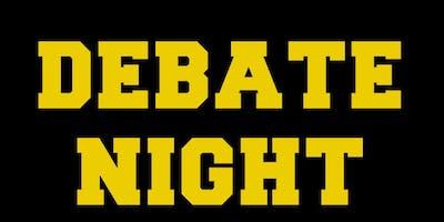Debate Night B