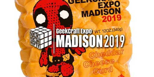 GeekCraft Expo MADISON 2019