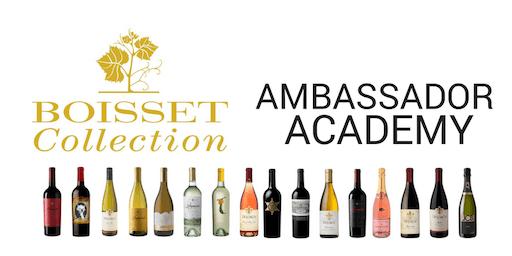 Boisset Collection Southern California Ambassador Academy