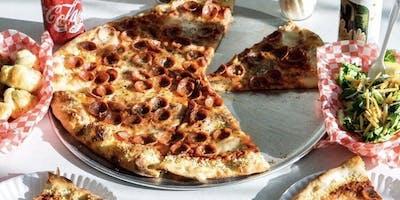 Moms Hamilton Pizza Lunch @ Shorty\