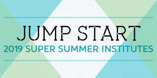 Super Summer Institute: Bossier (July 15-19)