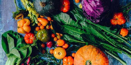 Produce and Presence: a Delectable Journey Into Mindful Eating tickets
