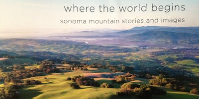 Book Reading - WHERE THE WORLD BEGINS: Sonoma Mountain Stories and Images