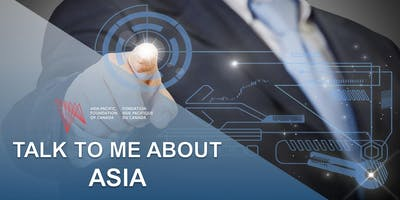 Talk to Me About Asia: A Conference on Studying and Working in Asia