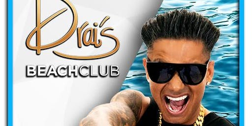 PAULY D LIVE - Drais Beach Club 4th of July Party!