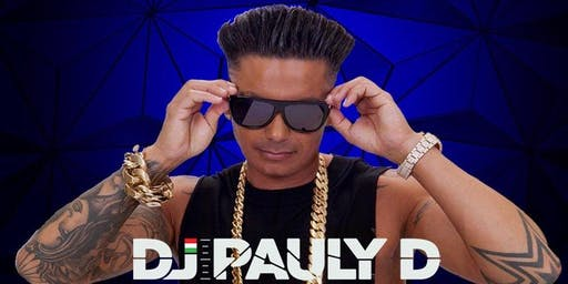 PAULY D LIVE - Drais Beach Club - Voted #1 Vegas Pool Party 8/24