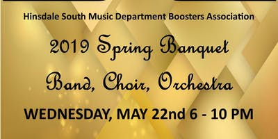 HSHS Music Dept Spring Banquet 2019