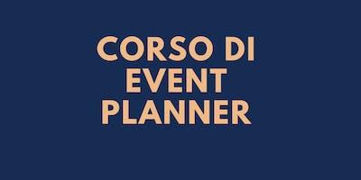 Corso di Event Planner