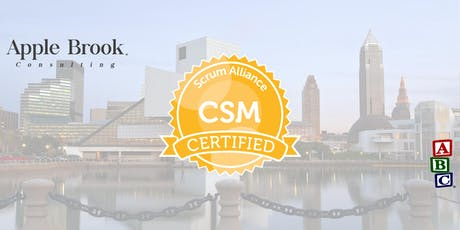 Certified ScrumMaster® (CSM) - Cleveland, OH - September 5-6 tickets