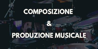 Corso di Composizione/Produzione Musicale Creativa