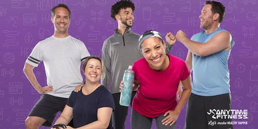 Anytime Fitness Region 3 West Coast Summit 2019