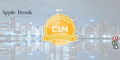 Certified ScrumMaster® (CSM) - Chicago, IL - September 17-18