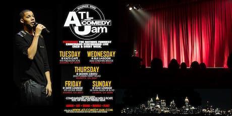 ATL Comedy Jam 2019 tickets