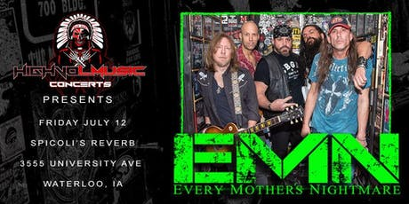 Every Mother's Nightmare (EMN) tickets
