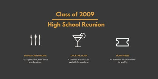 Morristown East High School: Class of 2009 Reunion