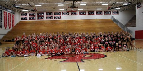 2019 Eden Prairie Dance Team Dance Camp tickets