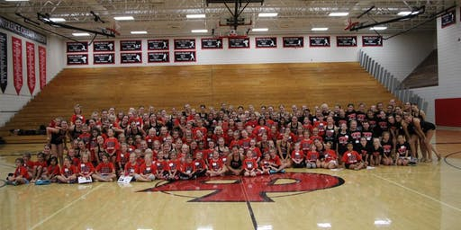 2019 Eden Prairie Dance Team Dance Camp