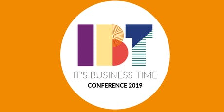 It's Business Time Conference 2019 tickets