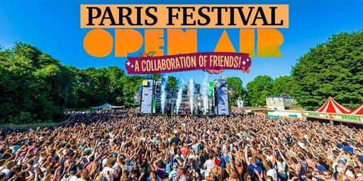 PARIS FESTIVAL OPEN AIR KIZOMBA