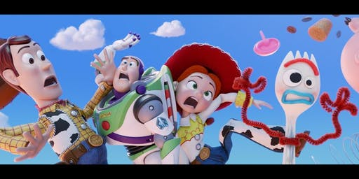 Toy Story 4 - Private Viewing Fundraiser For Brody