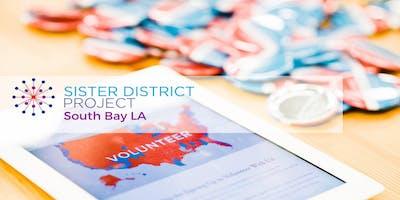 Sister District  South Bay LA September Meeting