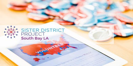 Sister District  South Bay LA June Meeting tickets