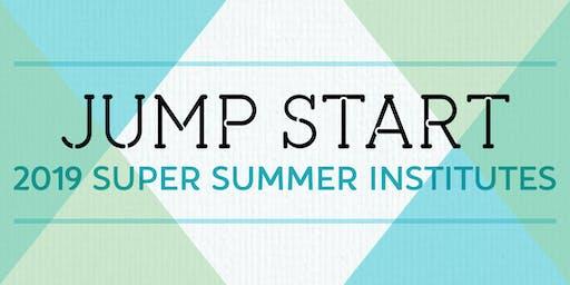 Super Summer Institute: New Orleans (July 22-26)