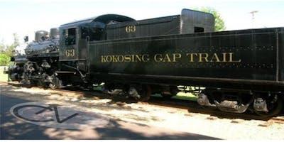 R&R on The Kokosing Trail to Bridge of Dreams - Fall Foliage Tour