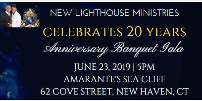 NLM 20th Anniversary Banquet